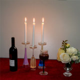 Velas decorativas branco baratas para iluminação doméstica