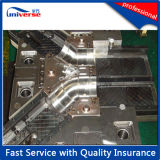 Moule d'ajustage de précision de pipe d'OEM/moulage par injection Servies