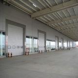 Haute qualité/Blanc/porte de garage sectionnelles porte industrielle (HF-017)