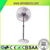 Ventilator des Standplatz-18inch mit transparenten Metallschaufeln