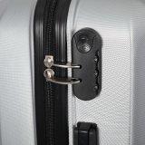 Silbernes Laufkatze-Arbeitsweg-Gepäck stellte mit einer 20/24/28 Zoll-Größe ein