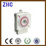 Multifunktions-Wechselstrom 220V 24 Stunden tägliche programmierbare mechanische Timer-