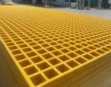 Quadratische geformte Vergitterung des Ineinander greifen-25X38X38 Fiberglass/FRP mit hochfestem korrosionsbeständigem