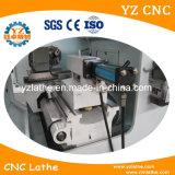 중국 새로운 도는 중심 CNC 선반 기계 가격