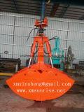 Demolição hidráulica do balanço que classifica a garra para as peças da cubeta da alta qualidade da máquina escavadora
