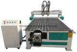 Unabhängige doppelte Köpfe hölzerne CNC-Fräser-Maschine mit Dreh