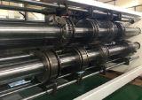 caixa de papelão máquina de fabricação de papelão ondulado (slotter impressora)