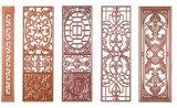 Stich-Gesicht der Aluminiumplatte Tür-Entwurfs-Form schnitzend
