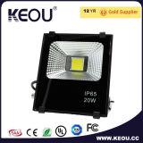 Indicatore luminoso di inondazione di alto potere LED di alta luminosità 70With100With150W