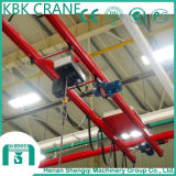 Grue légère employée couramment de Kbk de capacité d'atelier