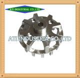 CNC van het Roestvrij staal van de Douane van China de Draaiende Delen van de Machines van het Malen Centrale