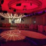 Fournisseur de Guangzhou personnaliser plancher de danse pour DJ divertissements à LED