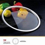 Couvercle de casserole instantanée de qualité alimentaire pour les ustensiles de cuisine