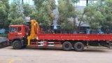 Dongfeng Grue de pliage monté de 25 tonnes pour les ventes de camions