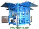 Systeem zyd-w-150 van de Reiniging van de Olie van de Transformator van het Type van Type van weer Bewijs Ingesloten Hoog Vacuüm (9000LPH)