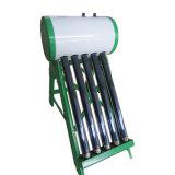 Type Mini chauffe-eau solaire acier galvanisé