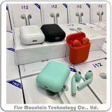I12 5.0 Fornecimento Fábrica diretamente barato estéreo sem fios fone de ouvido Bluetooth