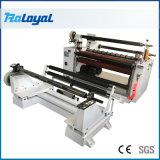 Hc-1600 papier autocollant précision machine coupeuse en long rembobineur de ligne de refendage