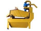 Feines Sand-Wiederanlauf-Gerät, feiner Sand, der Maschinen-Pflanze aufbereitet