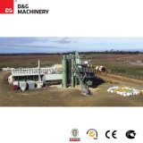 Un colpo secco dei 240 t/h che ricicla prezzo dell'impianto di miscelazione dell'asfalto/pianta dell'asfalto