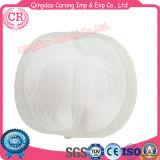 Garnitures remplaçables de sein de soins de coton