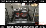 De tweeling Plastic Vorm van de Wasmachine van de Ton van de Ton Enige