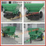 농업 공구 트랙터에 의하여 끌리는 비료 스프레더 중국 공급자