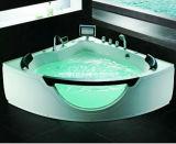 Sunrans Strudel-Massage-heiße Wanne-acrylsauerbadewanne (SR515)