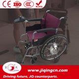 Aluminiumlegierung-Rahmen-elektrischer Rollstuhl mit Cer