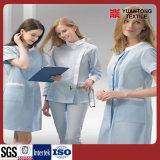 Tela del hospital del poliester/del algodón 32*32 130*70