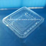 BerryのためのクラムシェルBilster Plastic Fruit Packaging Container