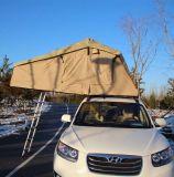 Barraca da parte superior do telhado do carro da barraca de acampamento da praia para a parte superior do ar