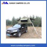 Le premier véhicule 2017 en aluminium évalué sautent vers le haut la tente pour des campeurs de véhicule