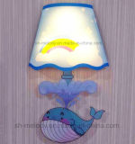 Novety Decoração LED Wall Sticker / Wall Decal / Lamp Sticker