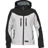 El hombre casual chaqueta Softshell (J015)