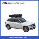 4X4 off-road de la azotea de carpa de Camping Senderismo