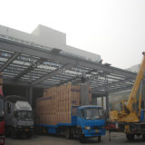 저가 공장 Prefabricated 작업장 강철 건물