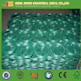 高品質緑PVC上塗を施してあるワイヤー