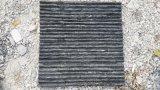 طبيعيّ أسود مرويت ثقافة حجارة لأنّ جدار ([سّس-40])