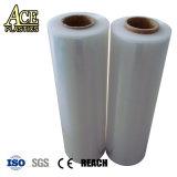 음식 깔판 사일로에 저항한 꼴을%s 뻗기 필름을 감싸는 LLDPE/PVC/PE