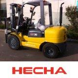Hechaのフォークリフト割引の3トンのディーゼルフォークリフト