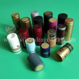 Cápsulas profesionales del encogimiento del PVC de la aduana para el lacre de la botella de vino