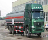 Beiben 6X4 트럭 14000-20000 리터 연료 탱크