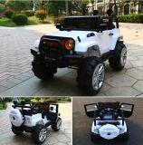 Автомобиль детей электрический с супер размером дистанционного управления SUV