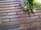 Langes Streifen-Kupfer stellte Mosaik-Fliesen her (CFM1020)