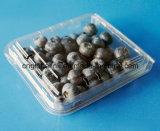 Коробка пластичной голубики контейнера голубики упаковывая 125 грамм