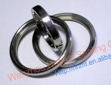 Estanqueidade da junta do anel de metal (R, RX, BX, EM TODAS AS SÉRIES)