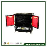 Estilo contratada caixas de jóias em madeira de alta qualidade