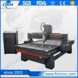 Vente chaude découpant la machine de gravure de découpage pour le bois