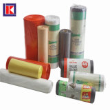 ロールの生物分解性LDPE/HDPEによってカスタマイズされるごみ箱はさみ金